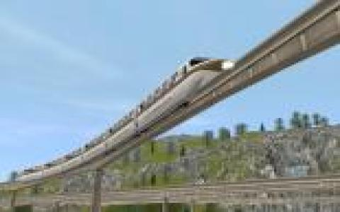 Trainz Railroad Simulator 2006 - game cover