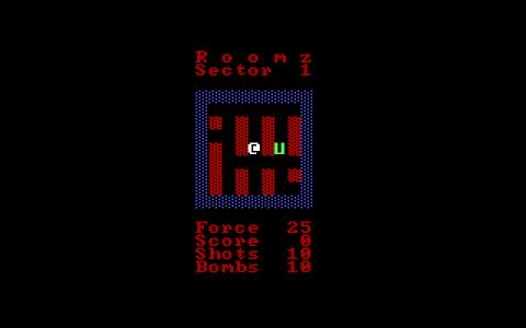 Roomz - game cover