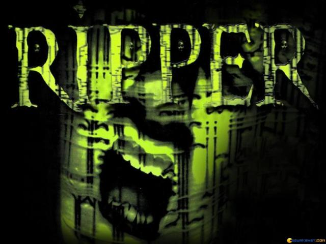 Ripper - title cover