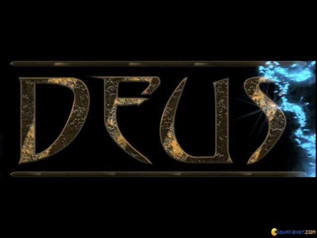 Deus - game cover