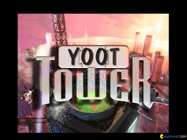 Yoot Tower - title cover