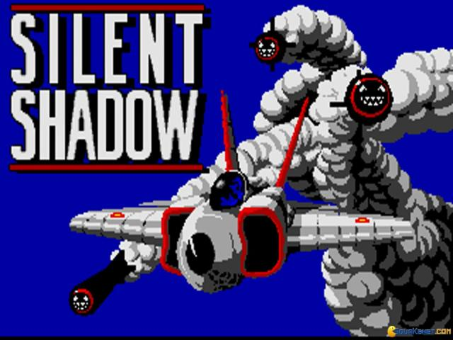 Silent Shadow - title cover