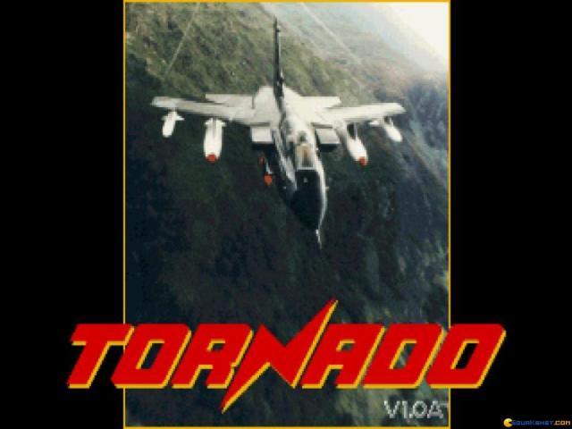 Tornado - title cover