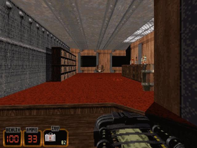 Duke Nukem 3D - Plutonium Pack - game cover