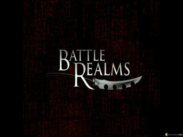 Battle Realms: Winter of the Wolf - title cover
