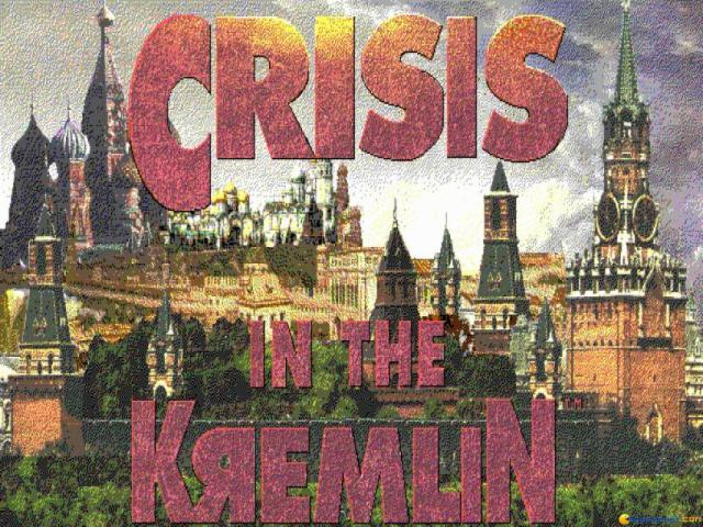 Crisis in the Kremlin - title cover