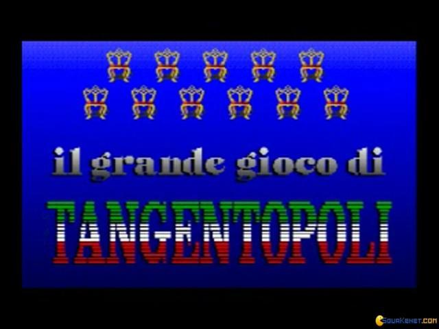 Il grande gioco di Tangentopoli - title cover