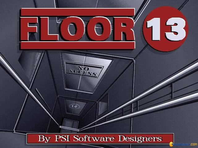 Floor 13 - title cover