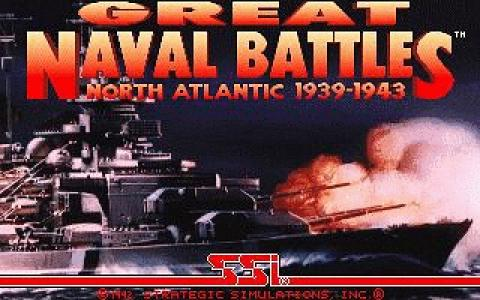Great Naval Battles - game cover