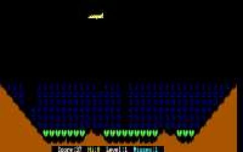 Bomb Run - game cover