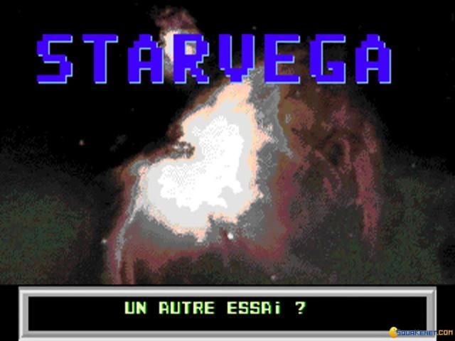 StarVega - title cover