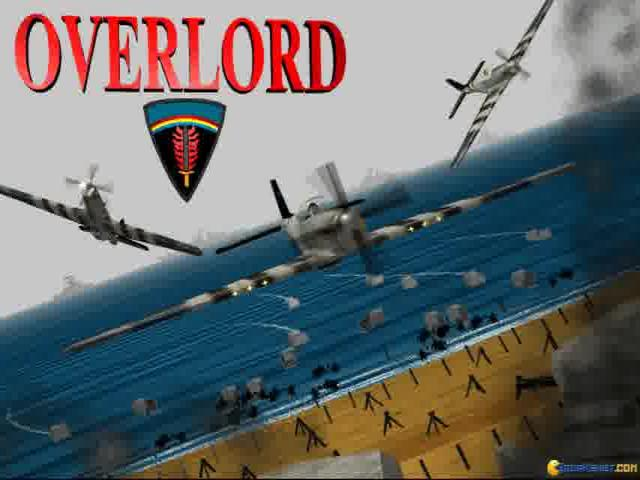 Operation Overlord - title cover