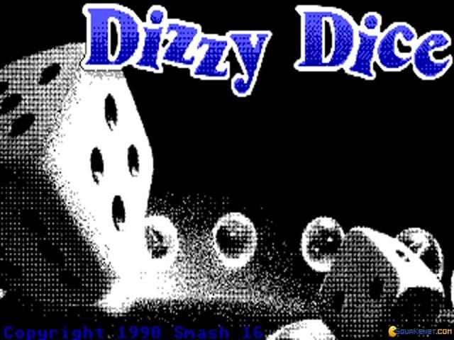 Dizzy Dice - title cover