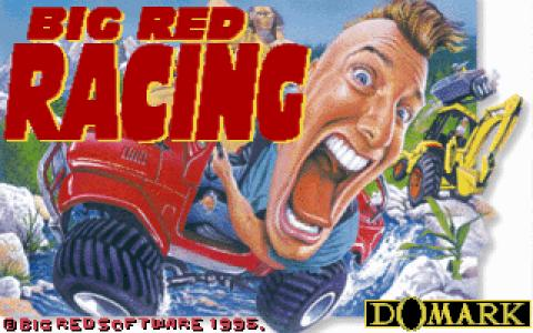 Big Red Racing - game cover
