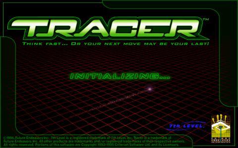 Tracer - game cover