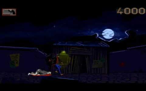 Dylan Dog - 17 - Il cimitero dimenticato - game cover