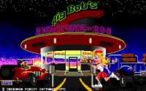 Big Bob's Drive In - game cover