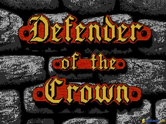 Defender of the Crown - game cover