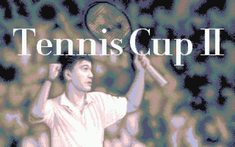 Tennis Cup II - title cover
