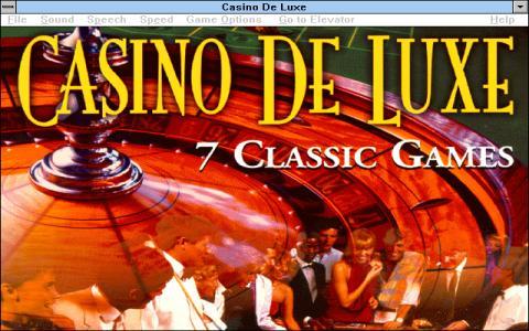 Casino De Luxe - game cover
