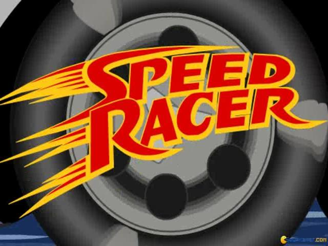 Speed Racer - title cover