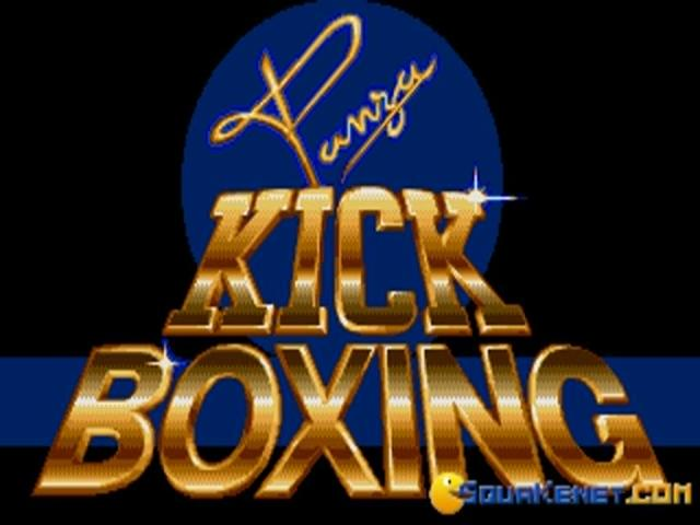 Panza Kick Boxing - title cover
