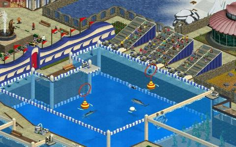 Zoo Tycoon 2: Marine Mania - title cover