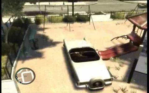 GTA 4: Grand Theft Auto 4 - title cover