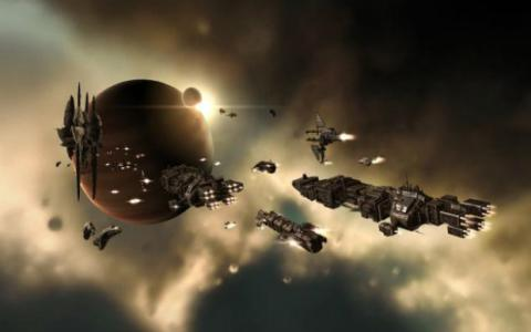 Eve Online: Inferno - title cover