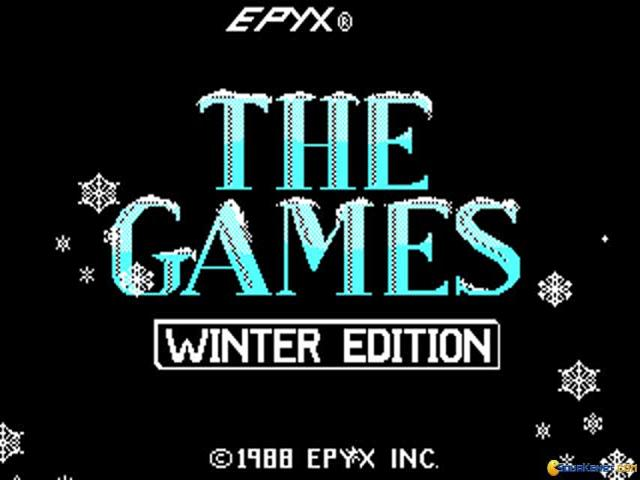 Games: Winter edition - game cover