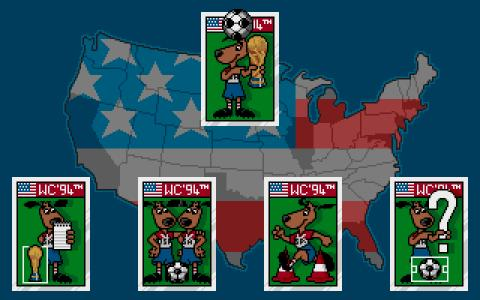 World Cup USA '94 - title cover