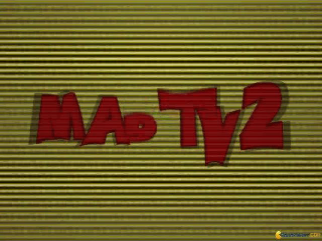 Mad TV 2 - game cover