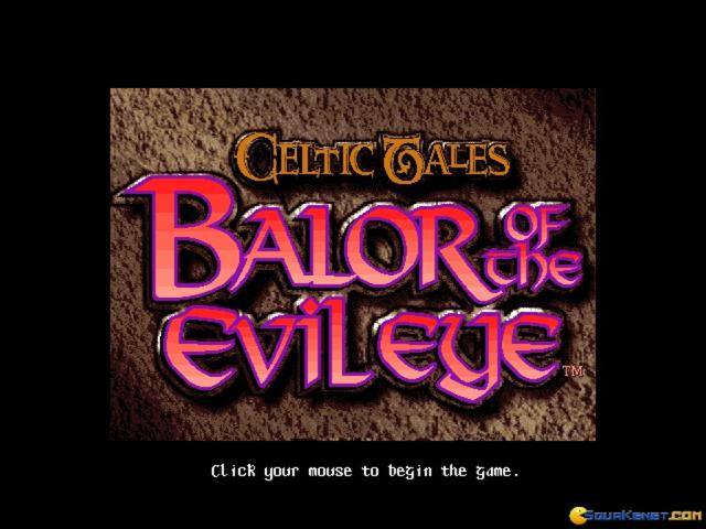 Celtic Tales: Balor of Evil Eye - game cover