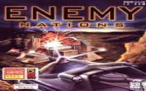 Enemy Nations - title cover