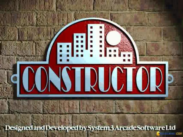 Constructor - game cover
