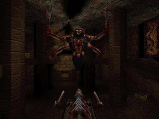 Quake - Mission Pack No 2: Dissolution of Eternity - game cover