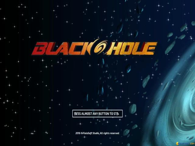BlackHole - game cover