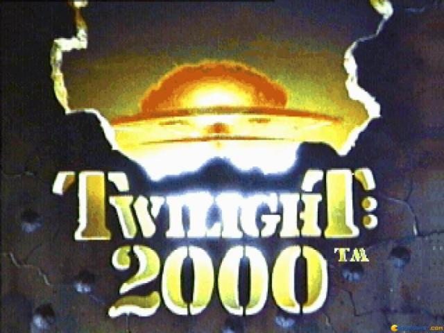 Twilight 2000 - game cover