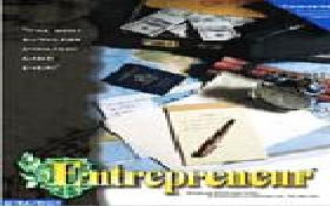 Entrepreneur - title cover
