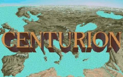 Centurion: Defender of Rome - title cover