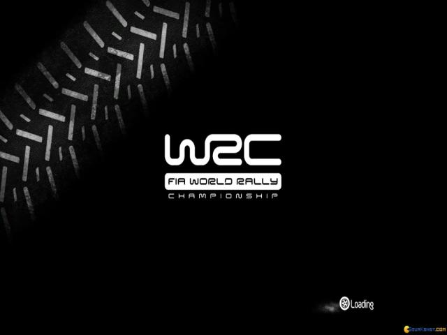 WRC: FIA World Rally Championship - title cover