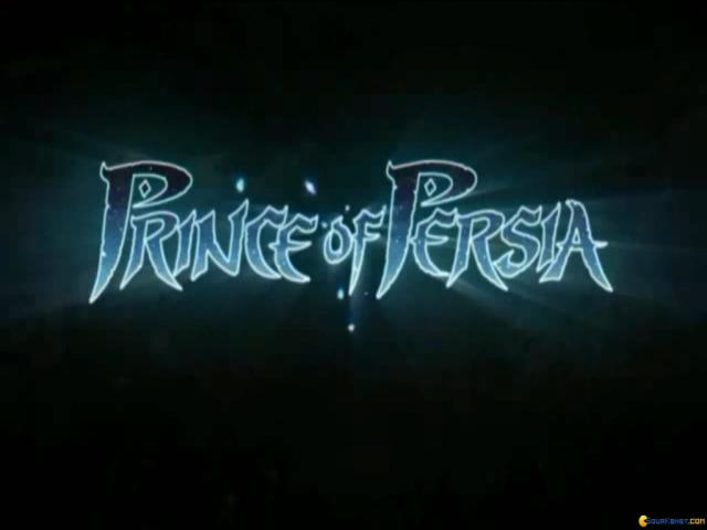 Prince of Persia - title cover
