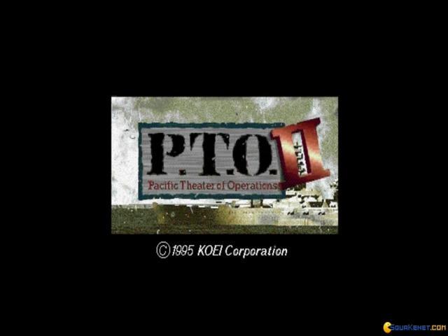 P.T.O. II - title cover
