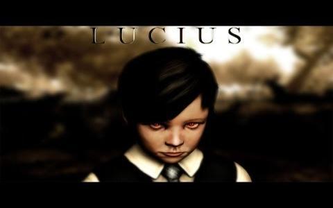 Lucius - title cover