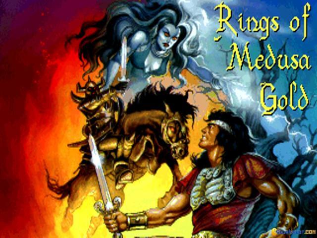 R.O.M. Gold: Rings of Medusa - game cover