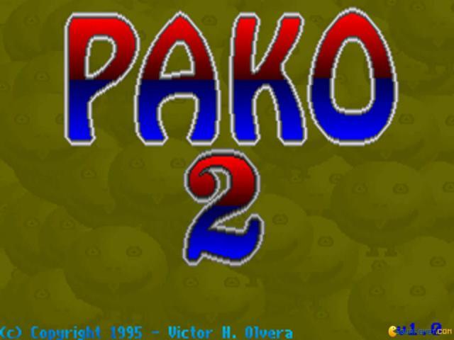 Pako 2 - title cover