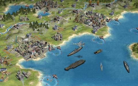 Civilization IV: Beyond the Sword - game cover
