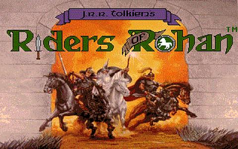 Riders of Rohan - title cover