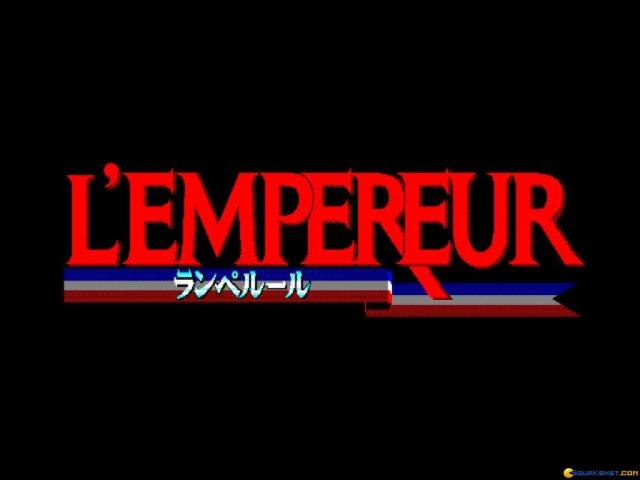 L' Empereur - title cover
