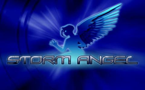 Storm Angel - title cover